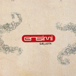 Icelandic sweaters and products - Ensimi - Gæludýr (CD) CD - NordicStore