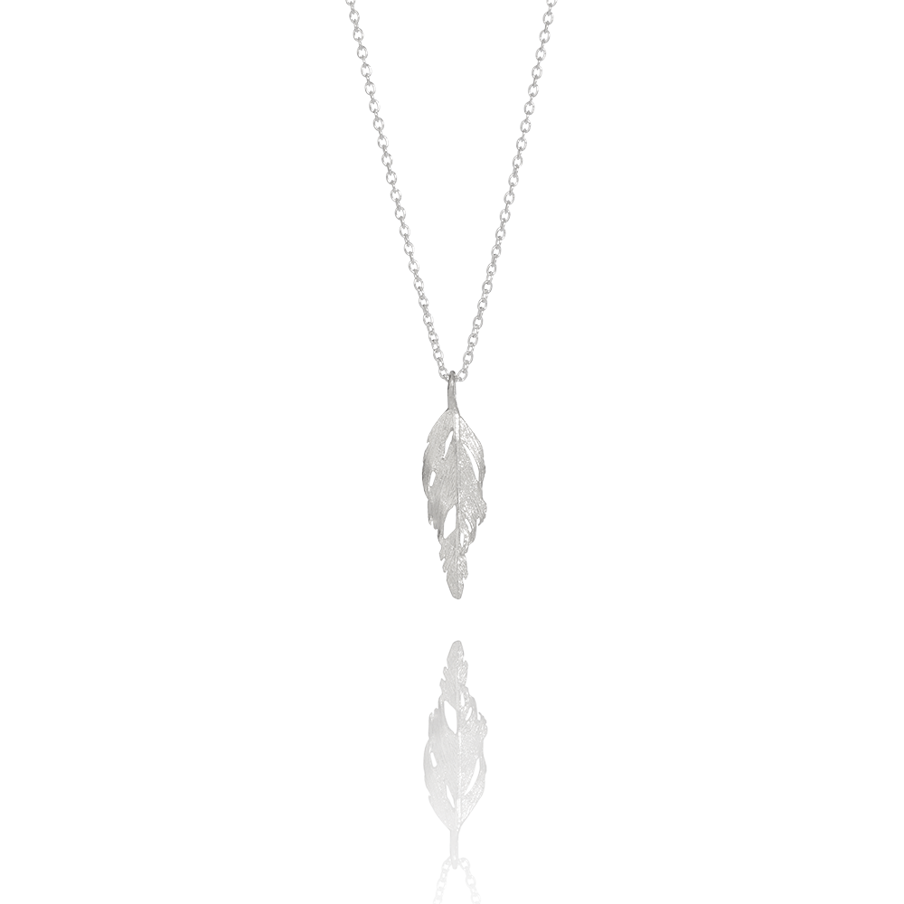 Icelandic sweaters and products - Aurum Silver Falcon Necklace (Falcon 205) Jewelry - NordicStore
