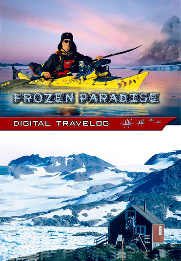 Icelandic sweaters and products - Frozen Paradise (DVD) DVD - NordicStore