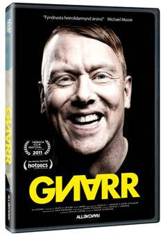 Icelandic sweaters and products - GNARR (DVD) DVD - NordicStore