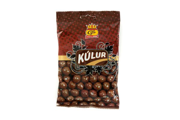 Icelandic sweaters and products - Goa Balls (150gr) Candy - NordicStore
