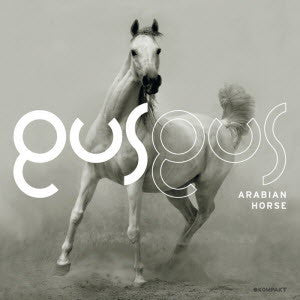 Icelandic sweaters and products - Gus Gus - Arabian Horse (CD) CD - NordicStore