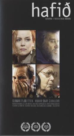 Icelandic sweaters and products - Hafid - The Sea (DVD) DVD - NordicStore