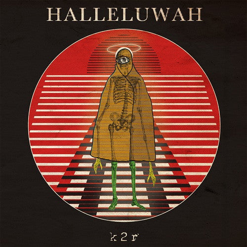 Icelandic sweaters and products - Halleluwah - k2r (Vinyl + CD) CD - NordicStore