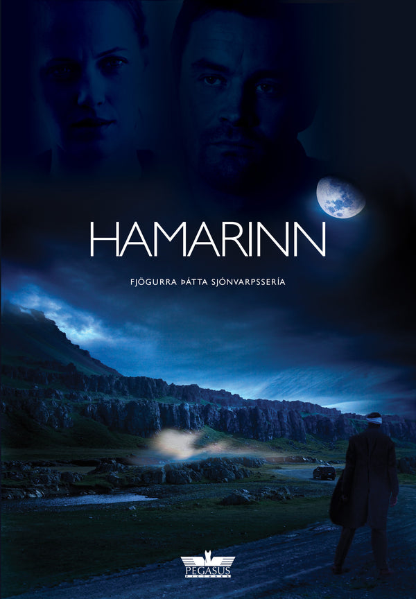 Icelandic sweaters and products - Hamarinn - The Cliff (DVD) DVD - NordicStore