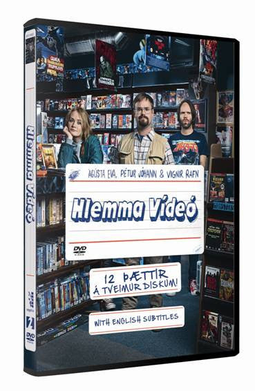 Icelandic sweaters and products - Hlemma Video (DVD) DVD - NordicStore