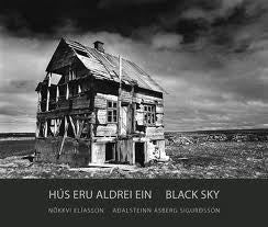Icelandic sweaters and products - Hús eru aldrei ein - Black Sky Book - NordicStore