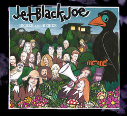 - Icelandic Jet Black Joe - Higher and Higher (2CD+DVD) - CD - Nordic Store Icelandic Wool Sweaters