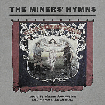 Icelandic sweaters and products - Johann Johannsson - The Miners' Hymns (CD) CD - NordicStore