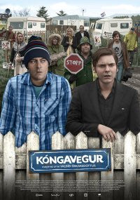 Icelandic sweaters and products - Kóngavegur - King´s Road (DVD) DVD - NordicStore