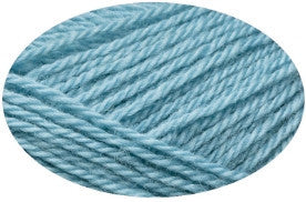 Icelandic sweaters and products - Kambgarn - 1216 Aqua Kambgarn Wool Yarn - NordicStore