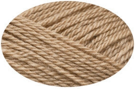 Icelandic sweaters and products - Kambgarn - 1204 Beige Kambgarn Wool Yarn - NordicStore