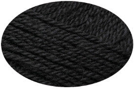 Icelandic sweaters and products - Kambgarn - 0059 Black Kambgarn Wool Yarn - NordicStore