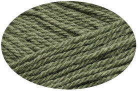 Icelandic sweaters and products - Kambgarn - Moss Green 1208 Kambgarn Wool Yarn - NordicStore