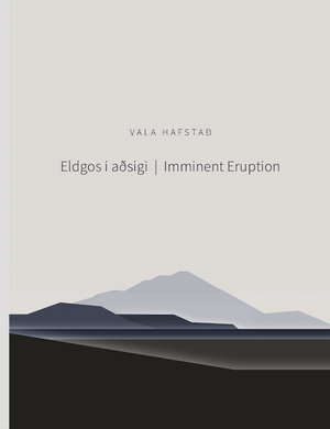 Icelandic sweaters and products - Eldgos í aðsigi - Imminent Eruption Book - NordicStore