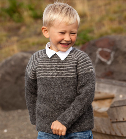 Icelandic sweaters and products - Kjarr - Knitting Kit  - NordicStore