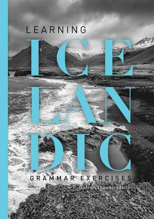 Icelandic sweaters and products - Learning Icelandic (Textbook + Workbook) Book - NordicStore