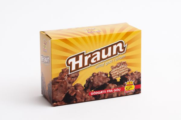 Icelandic sweaters and products - Goa Hraunbitar - LAVA BITES (200gr) Candy - NordicStore