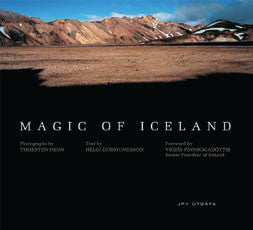 Icelandic sweaters and products - Magic Of Iceland Book - NordicStore