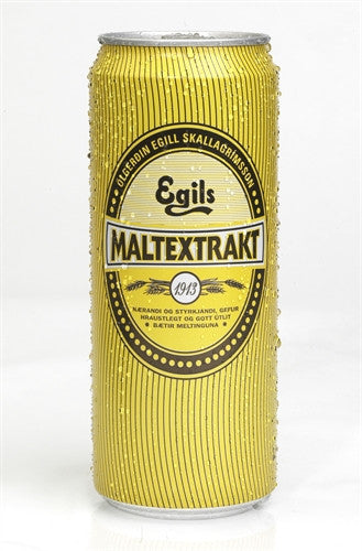 Icelandic sweaters and products - Maltextrakt (500ml) Food - NordicStore