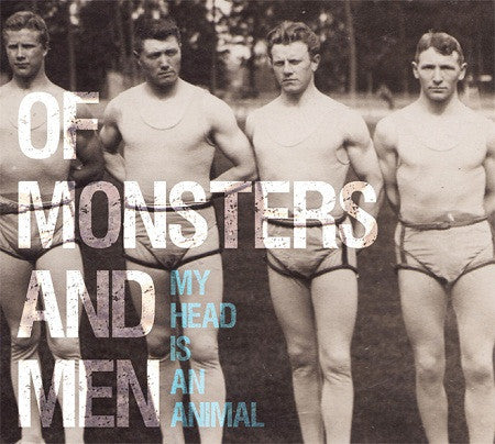 - Icelandic Of Monsters and Men - My head is an animal (CD) - CD - Nordic Store Icelandic Wool Sweaters