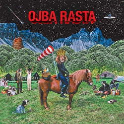 Icelandic sweaters and products - Ojba Rasta (CD) CD - NordicStore