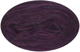 Icelandic sweaters and products - Plötulopi - Bundle - Plum Heather Plotulopi Wool Yarn Bundle - NordicStore