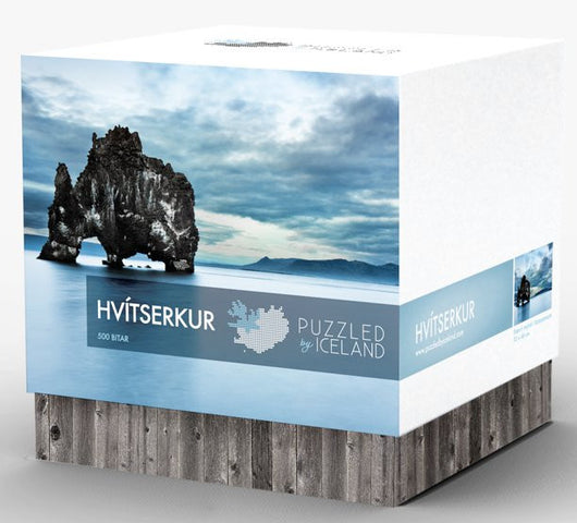 - Icelandic Puzzled by Iceland - Hvítserkur - Puzzle - Nordic Store Icelandic Wool Sweaters