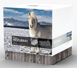 - Icelandic Puzzled by Iceland - The Icelandic Horse - Puzzle - Nordic Store Icelandic Wool Sweaters
