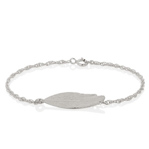 Icelandic sweaters and products - Raven Silver Bracelet (Raven 305) Jewelry - NordicStore