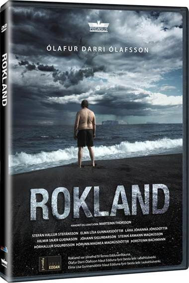 Icelandic sweaters and products - Rokland (DVD) DVD - NordicStore