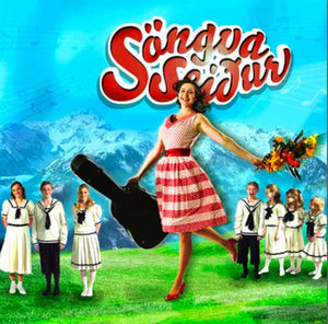 - Icelandic Söngvaseiður - Sound of Music (CD) - CD - Nordic Store Icelandic Wool Sweaters