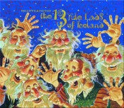 Icelandic sweaters and products - The 13 Yule Lads of Iceland Book - NordicStore