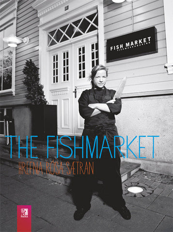 - Icelandic The Fishmarket - Book - Nordic Store Icelandic Wool Sweaters