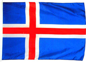 Icelandic sweaters and products - The Icelandic flag for flag-poles Fánavörur - NordicStore