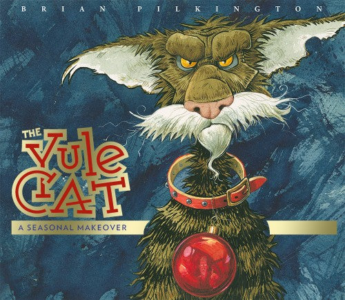 Icelandic sweaters and products - The Yule Cat  - A Seasonal Makeover Book - NordicStore