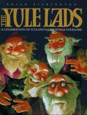 Icelandic sweaters and products - The Yule Lads - Jólin okkar Book - NordicStore