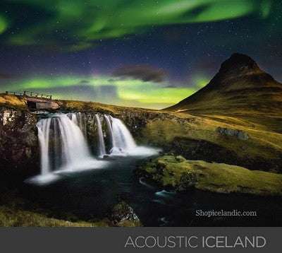 Icelandic sweaters and products - Acoustic Iceland (CD) CD - NordicStore