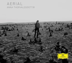 Icelandic sweaters and products - Aerial - Anna Thorvaldsdottir (CD) CD - NordicStore