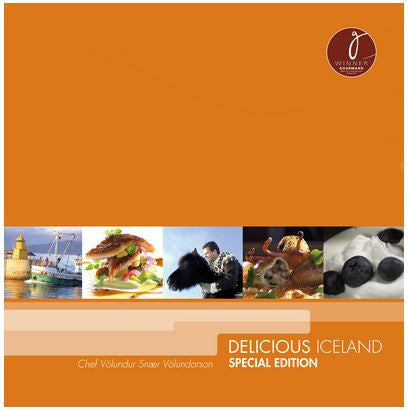 Icelandic sweaters and products - Delicious Iceland - Special edition Book - NordicStore