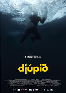 Icelandic sweaters and products - Djúpið - The Deep (DVD) DVD - NordicStore