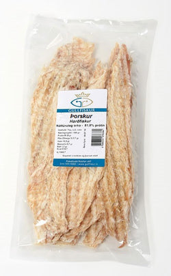Icelandic sweaters and products - Dried Fish Fillets (10x200gr) Food - NordicStore