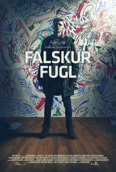 Icelandic sweaters and products - Falskur Fugl (DVD) DVD - NordicStore