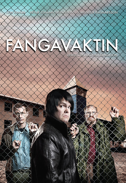 Icelandic sweaters and products - Fangavaktin - The Prison Shift (DVD) DVD - NordicStore