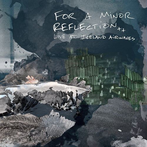 Icelandic sweaters and products - For a Minor Reflection: Live at Iceland Airwaves (CD+DVD) CD - NordicStore