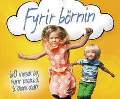 Icelandic sweaters and products - Fyrir Börnin (3CD) CD - NordicStore