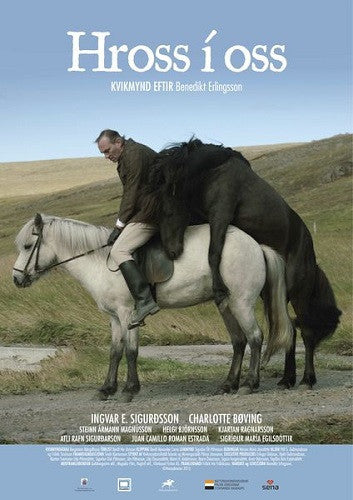 - Icelandic Hross í oss - Of Horses and Men (DVD) - DVD - Nordic Store Icelandic Wool Sweaters