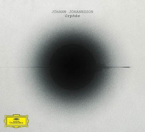 Icelandic sweaters and products - Jóhann Jóhannsson - Orphée CD - NordicStore