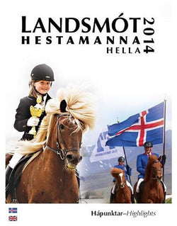 Icelandic sweaters and products - Landsmót Hestamanna - Hella 2014 DVD - NordicStore