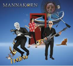 Icelandic sweaters and products - Mannakorn - Í Núinu (CD) CD - NordicStore